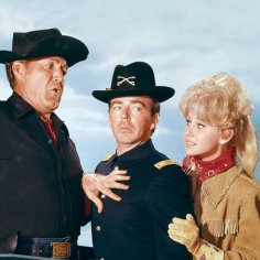 F Troop cast