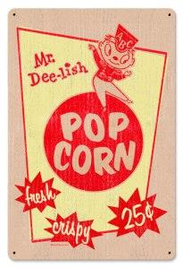 Mr. Dee-Lish Popcorn