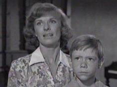 Cloris Leachman and Billy Mumy on The Twilight Zone