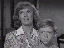 Cloris Leachman and Billy Mumy on The Twilight Zone