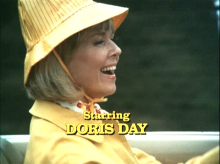 still from Doris Day Show opening
