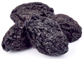 four prunes