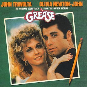 Grease album cover