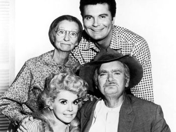 Beverly Hillbillies cast