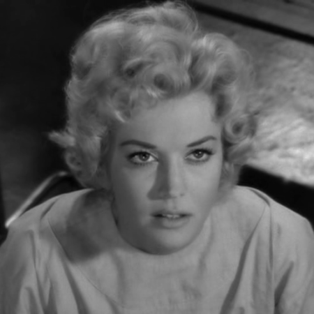 Donna Douglas in The Twilight Zone