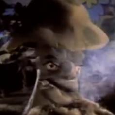 cigar-smoking evil mushroom, H.R. Pufnstuf