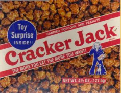 Cracker Jack package