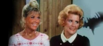Doris Day and Rose Marie