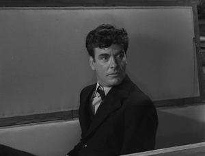 James Best sits up in his coffin on The Twilight Zone