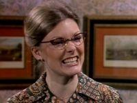 Jane Curtin as Mrs. Loopner
