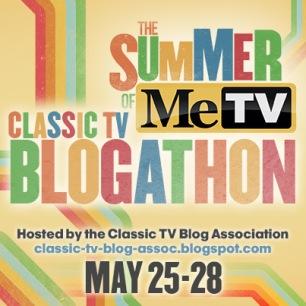 MeTV Blogathon 2015 logo