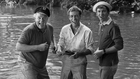 The Skipper, the Professor, and Gilligan