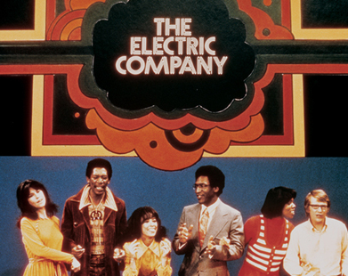 The Electric Company cast