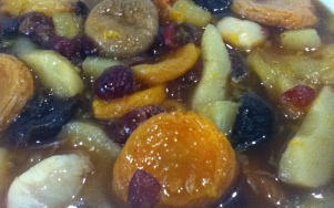 brandied fruit