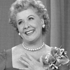 Vivian Vance as Ethel Mertz