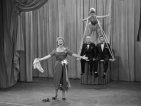 Ethel sings on Albuquerque stage
