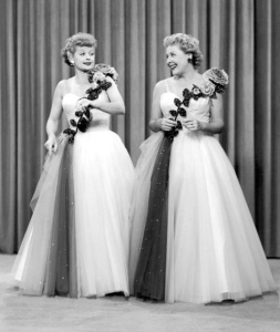 Lucy and Ethel sing Friendship