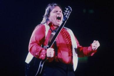 singer Meat Loaf