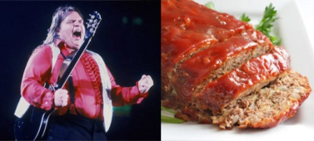 singer Meat Loaf and meatloaf