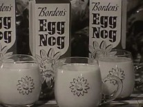 Borden's egg nog