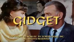 Gidget TV show credits