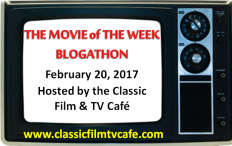 Movie of the Week Blogathon logo