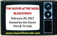 Movie of the Week Blogathon logo