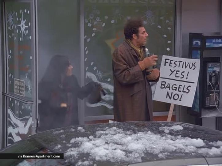Kramer on strike