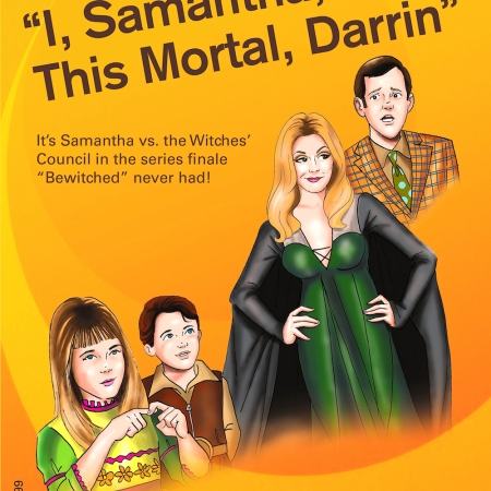 Book cover - I Samantha Take This Mortal Darrin