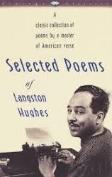 Langston Hughes book cover