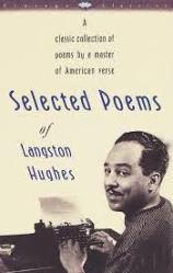 Langston Hughes book cover