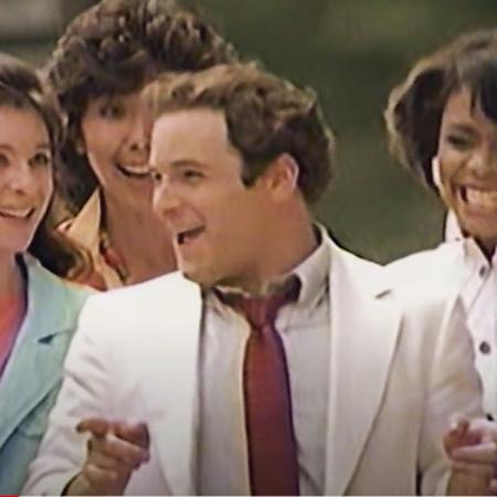 Jason Alexdander in McDLT commercial